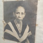 Daw Saw Mya Aye Kyi, important teacher & promoter of Burmese music